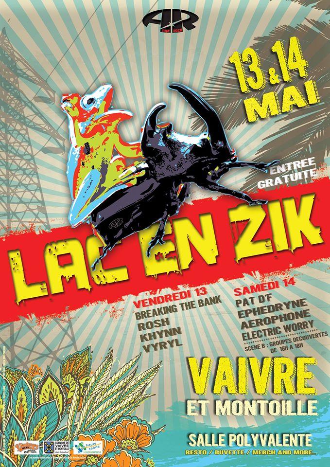 Lac en zik 2016